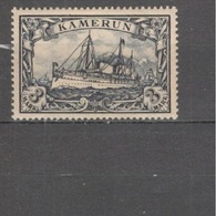 GERMAN COLONIES...SAMOA ISLANDS1900:Michel18mh* - Colonie: Cameroun