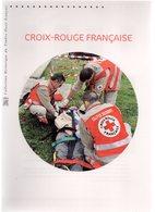 Croix-rouge Française 2013  Sur Document Officiel 1er Jour De 4 Pages NEUF Avec Pochette Classeur - FDC