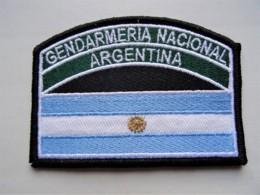 POLICE Patch Gendarmeria National Argentina - Polizei