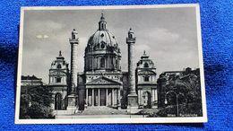 Wien Karlskirche Austria - Wien Mitte