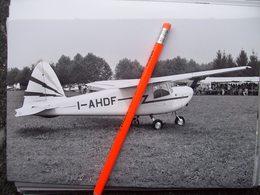 FOTOGRAFIA AEREO MACCHI MB 308 I-AHDF - Aviation