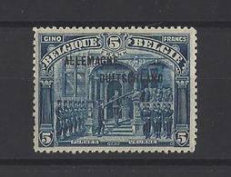 ALLEMAGNE Occupation Belge.  YT  N° 16  Neuf *  1920 - Zone Belge