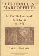 La Recette Principale De La Seine En 1895 - Philatélie Et Histoire Postale