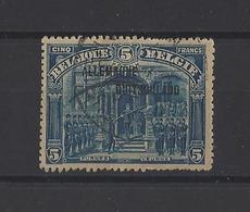 ALLEMAGNE Occupation Belge.  YT  N° 16  Obl  1920 - Zona Belga