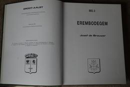 Aalst Erembodegem Jozef De Brouwer Aalsters Genootschap - Historical Documents