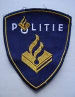 POLICE Patch Netherlands - Polizei