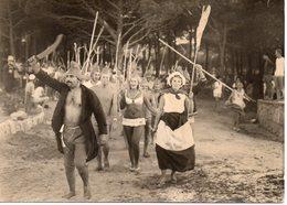 1 Photo De Vacances,14 Juillet à Caprera,fin Années 50, Format 10/15 - Persone Anonimi
