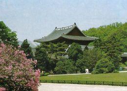 1 AK Südkorea South Korea * Audienzhalle Injeongjeon Im Palast Changdeokgung, Königspalast In Seoul - Seit 1997 UNESCO * - Korea (Süd)