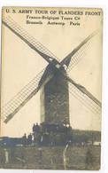 WEST-VLAANDEREN RUMBEKE ? Te Identificeren MOLEN   MOULIN  US Army Tours Of Flanders Front - Belgique