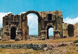 1 AK Jordanien Jordan * Triumphbogen Im Antiken Jerash (auch Gerasa) - Eine Antike Römische Stadt * - Jordanien