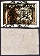 Latvia / 1932 / Mi: 194B / Wz.: 5Z Vertical / Used - Lettonie
