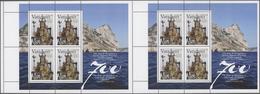 """Vatikan - Besonderheiten: 2009, 0.85 Euro """"700 Years Of Worship Of Our Lady Of Europe"""" In A Sensatio - Vaticaanstad"""