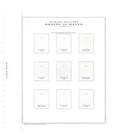 1966/1991 - S.M.O.M. - Sovrano Militare Ordine Di Malta - Catg. MARINI - NH - (VS10022015...) - Album & Raccoglitori