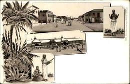 GOLD COAST - Carte Postale Avec Vues Multiples - L 30250 - Ghana - Gold Coast