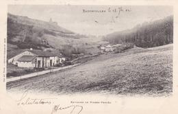 BADONVILLER  - MEURTHE ET MOSELLE  -  (54)  -  PEU COURANTE CPA PRÉCURSEUR DE 1902. - Autres Communes