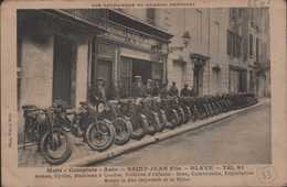 Blaye Moto Comptoir Auto Saint Jean Fils - Blaye