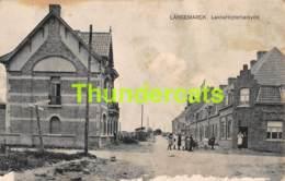 CPA LANGEMARK LANGEMARCK LEKKERBOTERKALSYDE ( KAART BESCHADIGD ! ZIE SCAN ! ) - Langemark-Poelkapelle