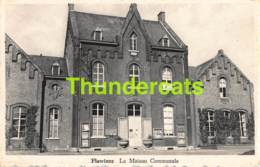 CPA FLAWINNE LA MAISON COMMUNALE - Belgique