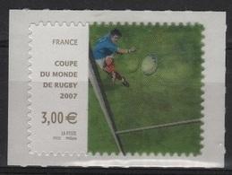 FR-1045 - FRANCE N° 4080 Neuf** Coupe Du Monde De Rugby - France