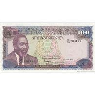 TWN - KENYA 18 - 100 Shillings 1.7.1978 Prefix B/95 UNC - Kenya