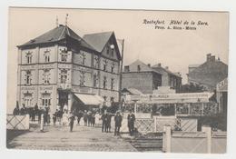AA663 - ROCHEFORT - Hôtel De La Gare - Rochefort