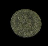 Double Tournois -  Sedan-Bouillon - France - 1635 -  13è Type - Cuivre -  TB - - 476-1789 Monnaies Seigneuriales