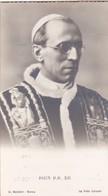 SANTINO - PIUS P.P. XII - ANGELO ROSSIN VESCOVO - RAVENNA 1942 - Santini