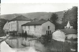 THOIRETTE (  JURA )    LA VALOUSE ET LE MOULIN DE LA PLATIERE - Other Municipalities