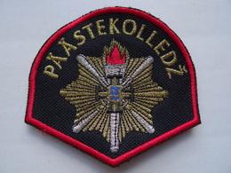 POLICE Fire Department Patch Estland Estonia Päästekolledž - Polizei