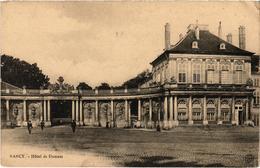 NANCY (54) L'Hôtel De Dumast - Très Très Rare - Carte Postée En 1914 - Nancy