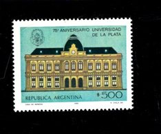 775658009 1980 SCOTT  1278 POSTFRIS  MINT NEVER HINGED EINWANDFREI  (XX) - UNIVERSITY OF LA PLATA - Argentinien