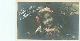Cp  -  Enfants ,   Je Porte Bonheur          A285           Moreau - Scènes & Paysages