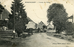 Bessoncourt L'entrée Du Village - Autres Communes
