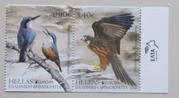 Griekenland-Greece 2019 Europe Birds  1-2 Booklet - 2019