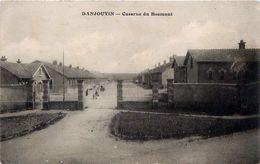 Cpa DANJOUTIN 90 Caserne Du Bosmont - Danjoutin