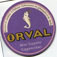 """PORTAVASOS """"ORVAL"""", BIERE TRAPPISTE TRAPPISTENBIER. CERVEZA BEER.- LILHU - Portavasos"""