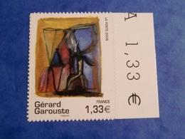 TIMBRE ADHESIF HONORE GAROUSTE 2008 - France