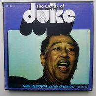 LP/ Duke Ellington - The Works Of Duke - Intégrale Volume 11 To Volume 15 - Coffret De 5 LP - Jazz