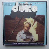 LP/ Duke Ellington - The Works Of Duke - Intégrale Volume 6 To Volume 10 - Coffret De 5 LP - Jazz