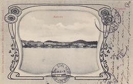 Guayaquil - Malecon - 1905    (A-76-170708/2) - Ecuador