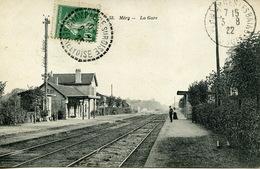 Mery La Gare - Mery Sur Oise