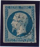 25 C Bleu TB D'aspect. - 1852 Louis-Napoleon