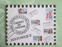 Taaf .carnet De Voyage 2005    Rare - Booklets