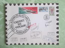 Taaf .carnet De Voyage  1999 - Booklets