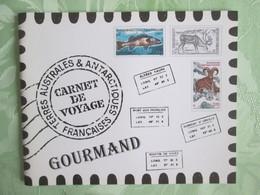 Taaf .carnet De Voyage  2003 - Booklets