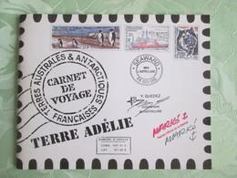 Taaf .carnet De Voyage  2001 - Booklets
