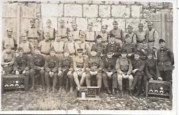 CARTE - PHOTO - Regiments