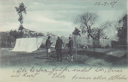 Pescadores - 1907   (A-76-170708/2) - Porto Alegre