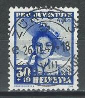 SBK J96, Mi 376  O Zürich 3 - Used Stamps