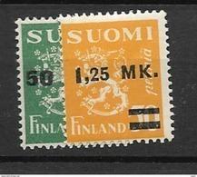 1931 MNH Finland, Postfris** - Finland